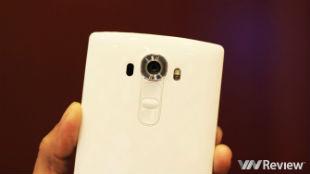 Doanh số G4 thấp, dự báo doanh thu quý 2 của LG sụt giảm