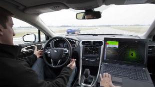 Ford sẵn sàng nhảy vào thị trường xe tự lái