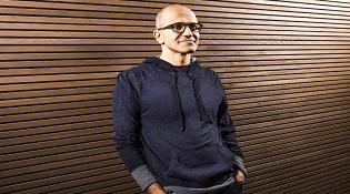 Satya Nadella lọt top CEO mới được trả lương cao nhất