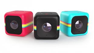 Polaroid Cube+ : camera hành trình nhỏ gọn, giá rẻ dùng cho smatphone