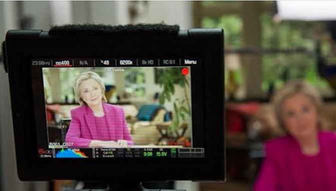 Google: Hillary Clinton sẽ là tổng thống tiếp theo của nước Mỹ