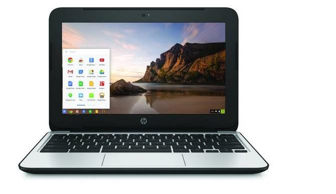 HP giới thiệu Chromebook 11 G4, giá 199 USD