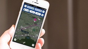 Here Maps cho iOS đã hỗ trợ dẫn đường bằng tiếng Việt