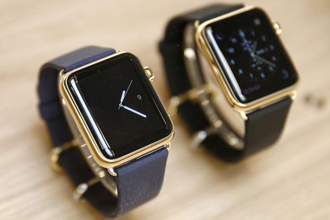 Sau sự kiện ra mắt đình đám vào tháng 4, chiếc smartwatch đầu tiên của Apple đang mất dần sức hút trong con mắt của giới tài chính.