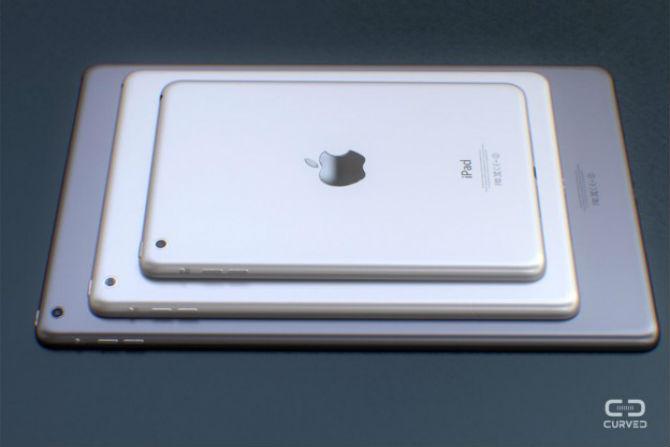 Samsung và Sharp sản xuất màn hình cho iPad Pro 12.9 inch
