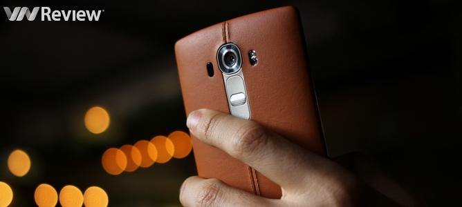 Video đánh giá chi tiết LG G4 chính hãng