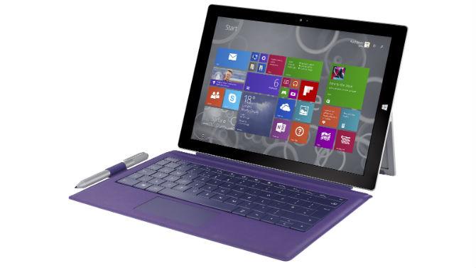 """Microsoft trình làng phiên bản Surface Pro 3 Core i7 128GB """"giá rẻ"""""""