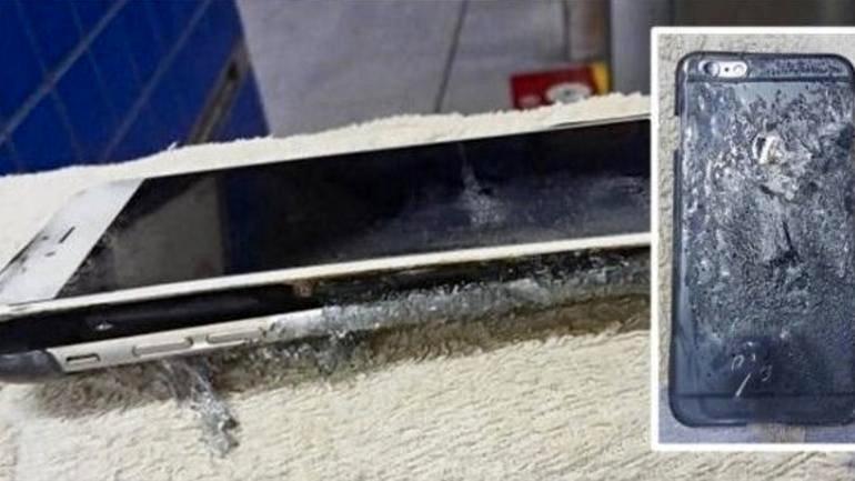iPhone 6 Plus phat no tai Hong Kong hinh anh 1