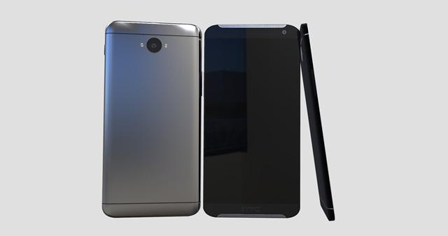 HTC Hima kế nhiệm M8 có màn hình 5 inch và 3 tùy chọn màu