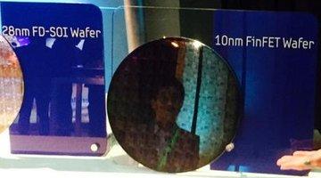 Samsung chạy đua với TSMC tung ra chip 10 nm thương mại đầu tiên