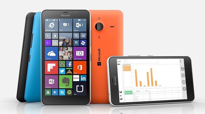 Mỗi năm Microsoft chỉ ra mắt 6 smartphone Lumia?