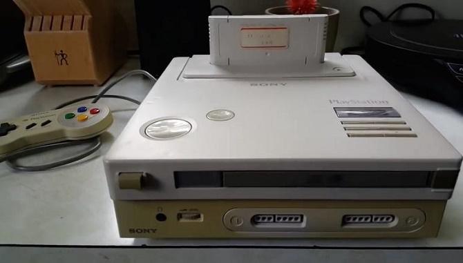 Máy chơi được cả game của Nintendo và Sony