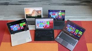 Doanh số PC giảm mạnh vì Windows 10?