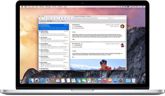 Sau khi vá một lỗ hổng đặc biệt nghiêm trọng có thể để rò rỉ toàn bộ các mật khẩu lưu trên Keychain, Apple lại gây ra một lỗi khó chịu khác cho ứng dụng Mail tích hợp sẵn trong Mac OS X 10.10.4 và iOS 8.4.