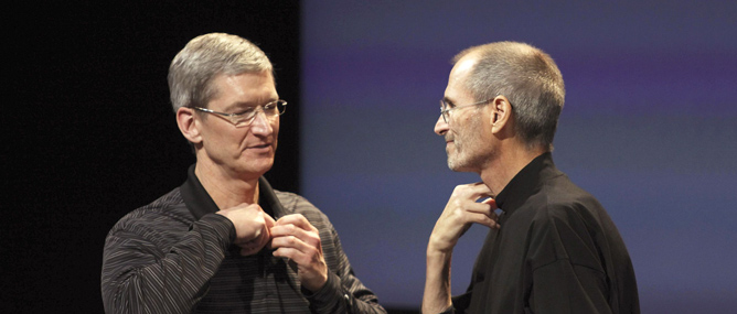 Tim Cook có thực sự là truyền nhân của Steve Jobs? (Phần 1)