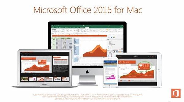 Microsoft chính thức bán ra Office 2016 for Mac