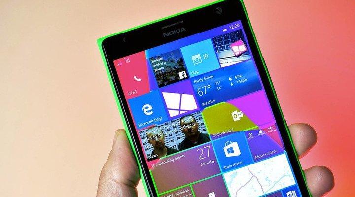 Loạt cải tiến đáng chú ý trên Windows 10 Mobile build 10166