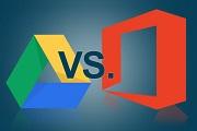 Google Drive đã có thể chỉnh sửa được file Microsoft Office