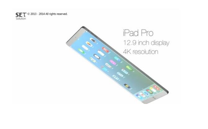 Apple đặt hàng giới hạn iPad Pro 12.9 inch cho các nhà cung ứng