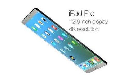 iPad Pro 12.9 inch được sản xuất với số lượng hạn chế?