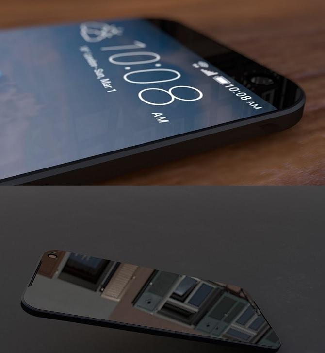 Xuất hiện bản concept tuyệt đẹp của HTC Aero với màn hình Quad HD