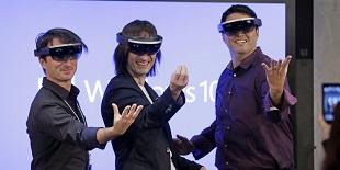 Microsoft phô diễn Hololens trên phần mềm Autodesk Maya