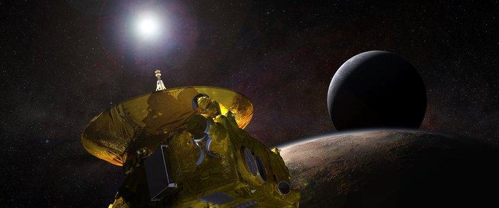 New Horizons và hành trình đi tìm chân trời mới tới Diêm Vương tinh