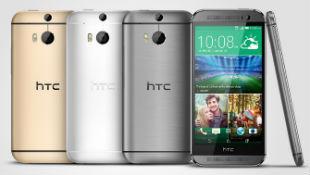 HTC One M8 sẽ được cập nhật Android M