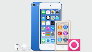 Apple nâng cấp đồng loạt sản phẩm iPod