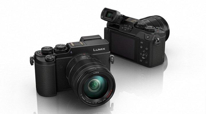 Panasonic giới thiệu máy ảnh Lumix GX8, hỗ trợ quay video 4K