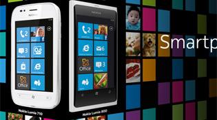 Giá Nokia Lumia 800 và 710 đánh bại hàng xách tay