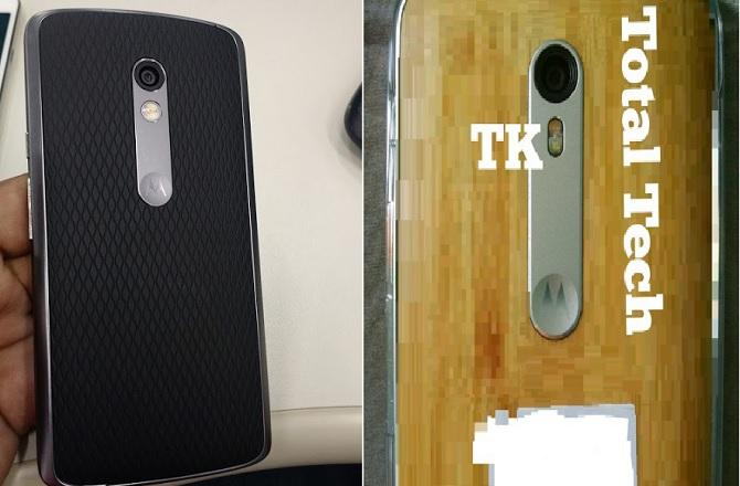 Lộ diện hình ảnh mới của Moto X thế hệ thứ 3
