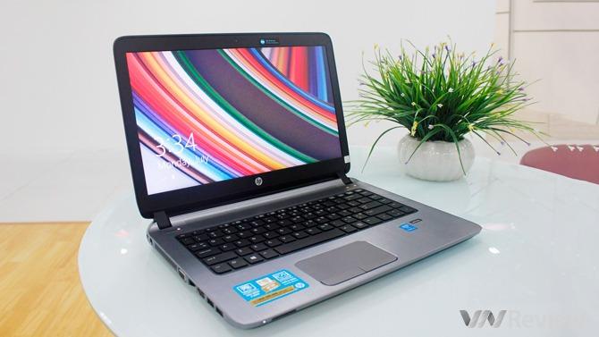 Cận cảnh laptop HP ProBook 440 G2