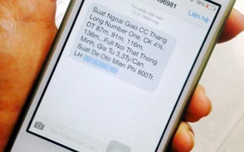 Chặn gần 1 triệu thuê bao phát tán tin nhắn rác và lừa đảo