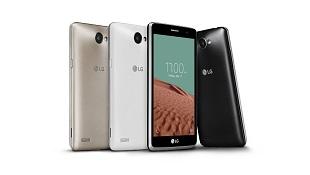 LG ra mắt smartphone selfie giá rẻ, tích hợp Knock Code