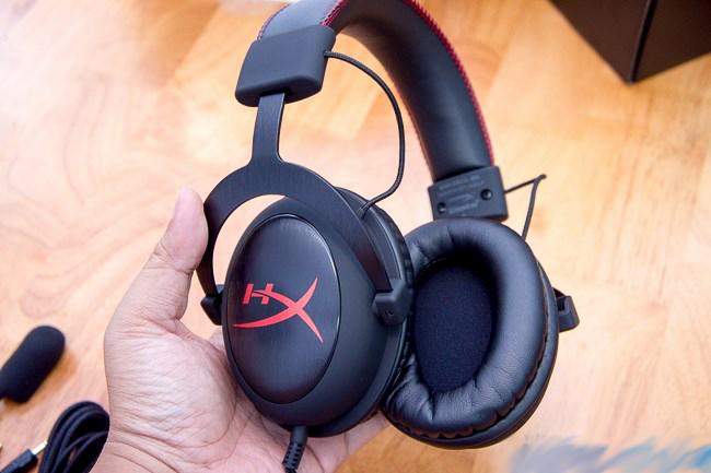 Kingston tặng balo và áo cho người mua tai nghe HyperX Cloud