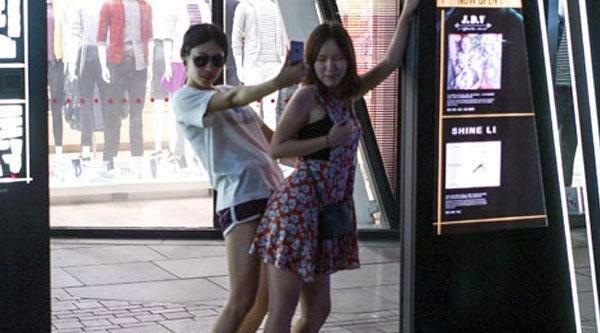 Shop Trung Quốc bị nghi ngờ cố ý phát tán clip sex