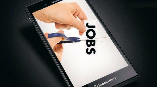 BlackBerry tiếp tục sa thải nhân sự, trở thành công ty phần mềm