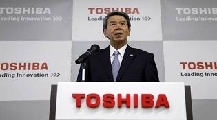 CEO Toshiba từ chức do scandal kế toán 1,2 tỷ USD