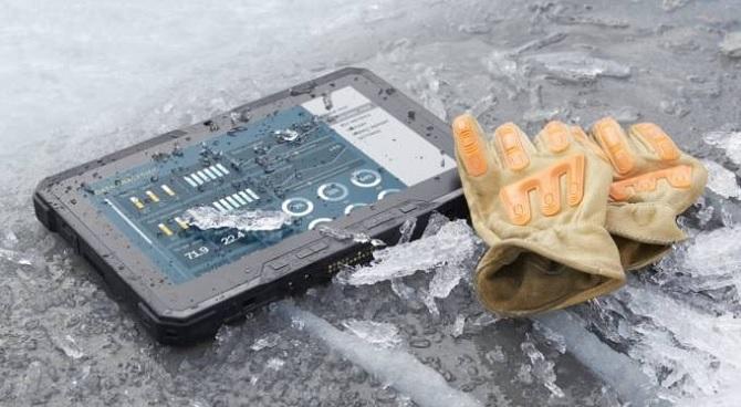 Dell ra mắt tablet nồi đồng cối đá Latitude 12 Rugged