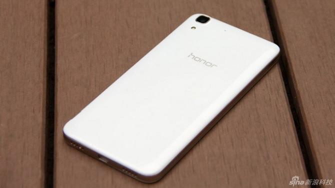 Huawei công bố điện thoại giá rẻ Honor 4A