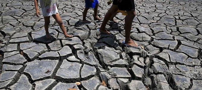 Sự mong manh của Đông Nam Á trước đại hạn từ El Niño