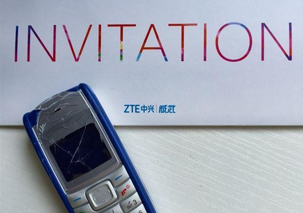 ZTE đá đểu Meizu bằng hình ảnh Nokia 1110 vỡ màn hình