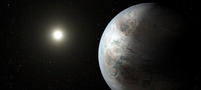 """NASA phát hiện phiên bản """"Trái Đất 2.0"""""""
