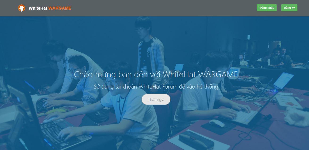 Trực tiếp WhiteHat Contest 10: 193 đội chơi tranh tài quyết liệt