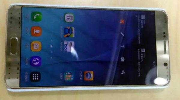 Lộ ảnh không 'đẹp' của Samsung Galaxy Note 5