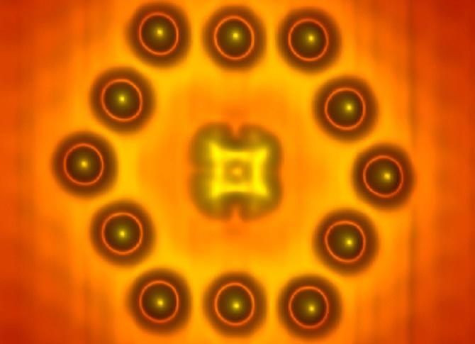 Transistor nhỏ nhất thế giới chỉ lớn bằng phân tử