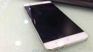 Lộ ảnh Xiaomi Mi 5 với thiết kế không viền màn hình