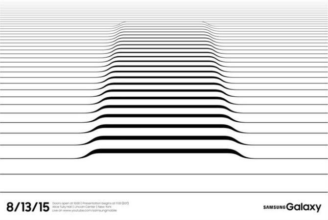 Samsung gửi giấy mời sự kiện 13/8, có thể trình làng Note 5 và Galaxy S6 edge Plus