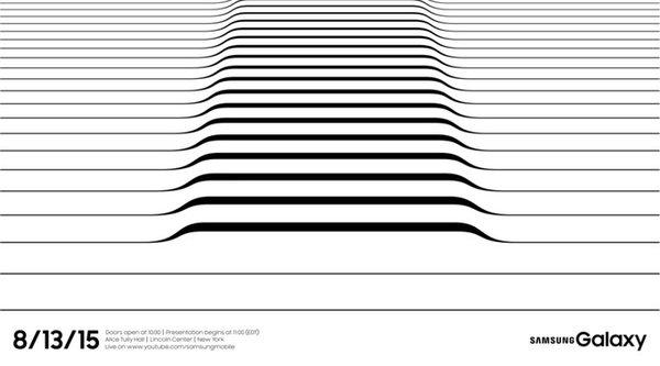 Samsung gửi giấy mời sự kiện 13/8 riêng cho Galaxy Note 5 và S6 Edge Plus?